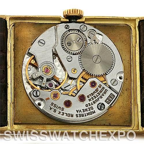 Rolex Rolex Cellini vintage 18k yellow gold 4127 year 1945 SwissWatchExpo