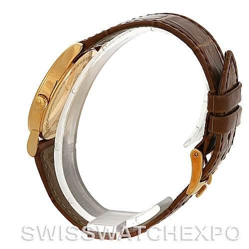 3043 Rolex Cellini Classic Mens 18K Yellow Gold Watch 5115 SwissWatchExpo