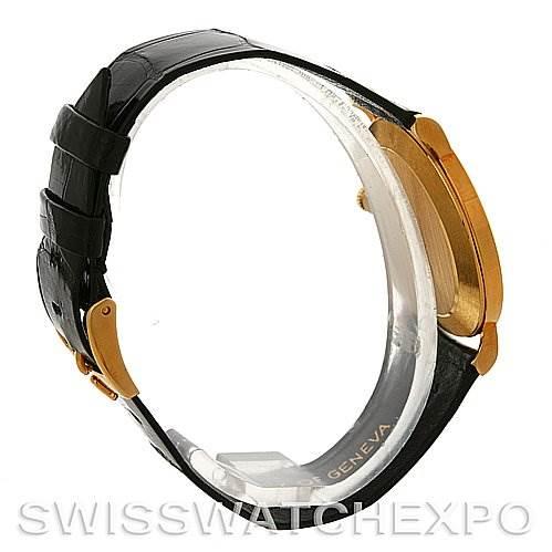 2954 18k Yellow Gold Rolex Cellini Classic Watch 5112 SwissWatchExpo