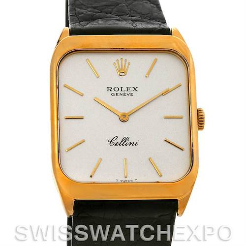 Photo of Rolex Cellini 18k Yellow Gold Watch 4135