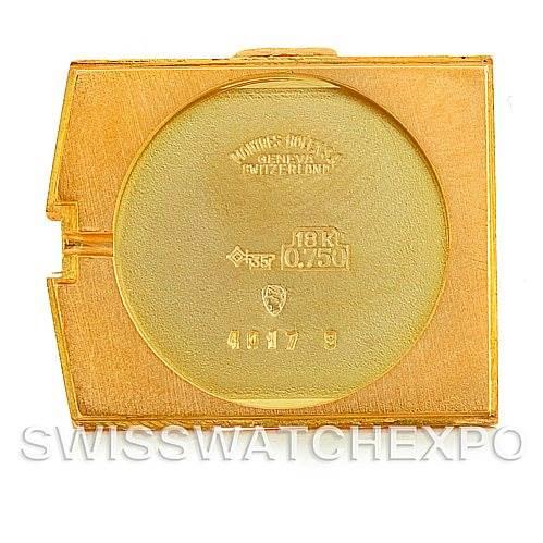 Rolex Cellini Midas 4017 Vintage 18k Yellow Gold Watch SwissWatchExpo