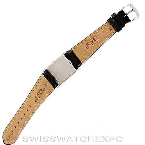 Rolex Cellini Vintage 18K White Gold Watch 4014 SwissWatchExpo