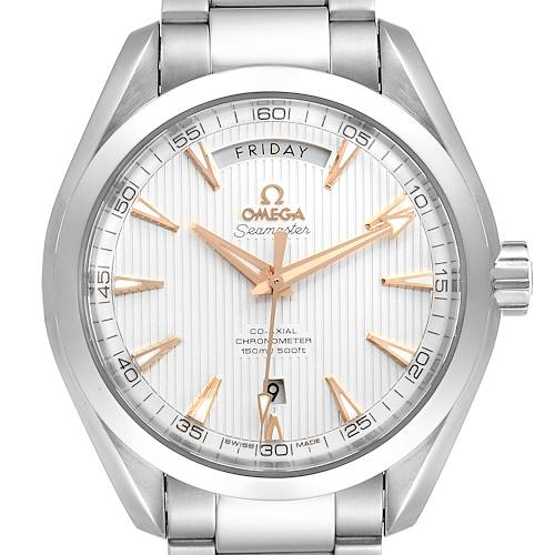 Photo of Omega Aqua Terra 150m Co-Axial Mens Watch 231.10.42.22.02.001 Box Papers