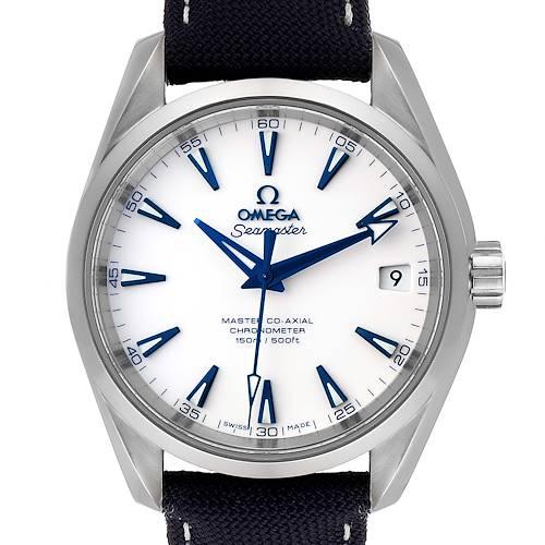 Photo of Omega Seamaster Aqua Terra Titanium Watch 231.92.39.21.04.001 Box Card