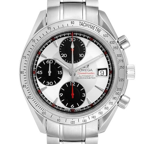 Photo of Omega Speedmaster Day-Date Panda Dial Mens Watch 3211.31.00