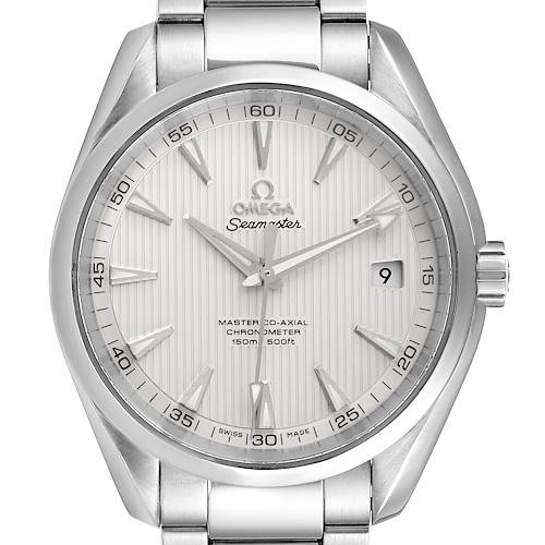 Photo of Omega Seamaster Aqua Terra Co-Axial Mens Watch 231.10.42.21.02.003