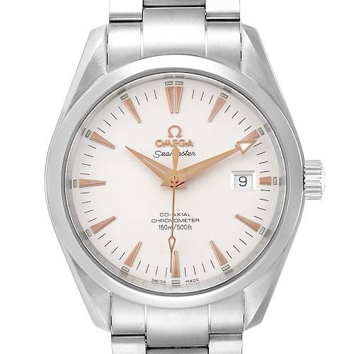 Photo of Omega Seamaster Aqua Terra Mens Steel Watch 2503.34.00 Box Papers
