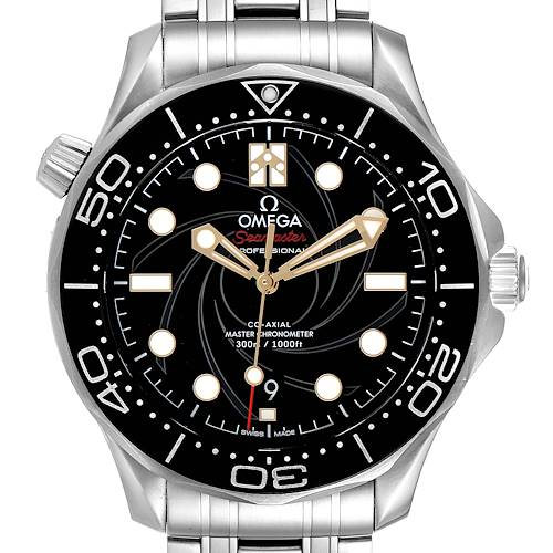 Photo of Omega Seamaster James Bond Limited Mens Watch 210.22.42.20.01.004 Unworn