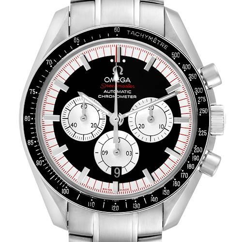 Photo of Omega Speedmaster Schumacher Legend LE Steel Mens Watch 3507.51.00