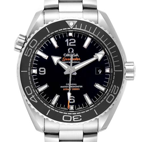 Photo of Omega Seamaster Planet Ocean Mens Watch 215.30.44.21.01.001 Box Card