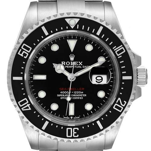 Photo of Rolex Seadweller 43mm 50th Anniversary Steel Mens Watch 126600