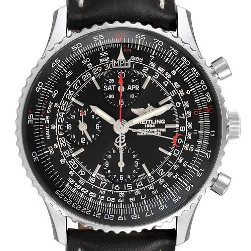 Photo of Breitling Navitimer 1884 Limited Edition Mens Watch A21350 Box Papers
