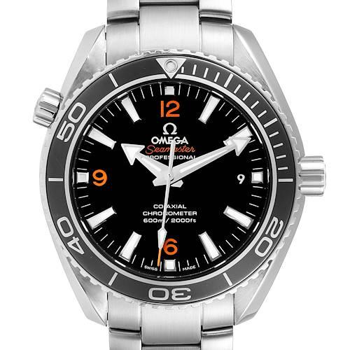Photo of Omega Seamaster Planet Ocean 600M Steel Mens Watch 232.30.42.21.01.003