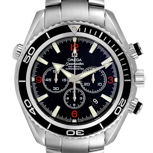 Photo of Omega Seamaster Planet Ocean Chronograph 45.5 mm Mens Watch 2210.51.00