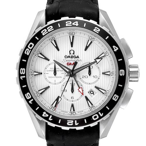 Photo of Omega Seamaster Aqua Terra GMT Mens Watch 231.10.44.52.04.001 Box Card