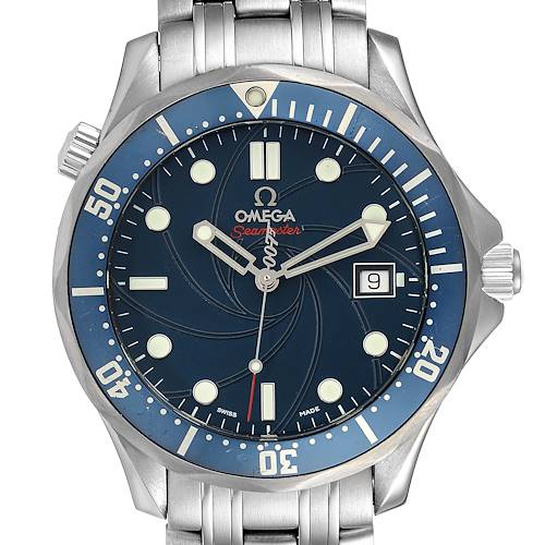 Photo of Omega Seamaster Bond 007 Limited Edition Mens Watch 2226.80.00