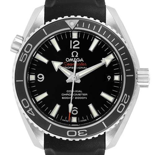 Photo of Omega Seamaster Planet Ocean Co-Axial Steel Mens Watch 232.32.42.21.01.003