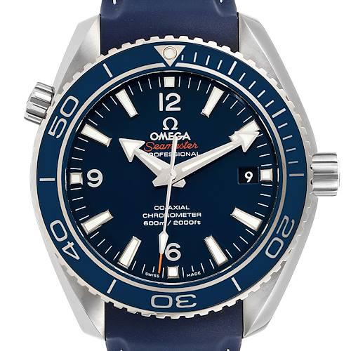 Photo of Omega Seamaster Planet Ocean LiquidMetal Watch 232.92.42.21.03.001 Unworn