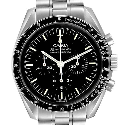 Photo of Omega Speedmaster Moonwatch Professional Watch 311.30.42.50.01.001 Box Card