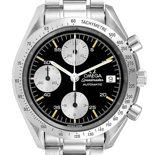 Photo of Omega Speedmaster Date Chronograph Steel Mens Watch 3511.50.00