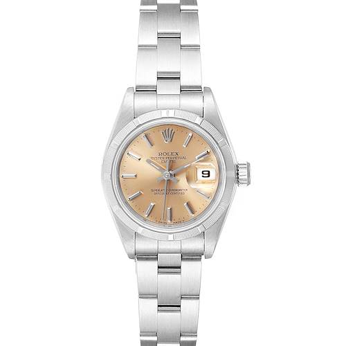 Photo of Rolex Oyster Perpetual Oyster Bracelet Steel Ladies Watch 69190