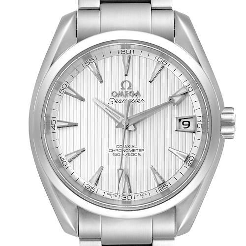 Photo of Omega Seamaster Aqua Terra Mens Watch 231.10.39.21.02.001
