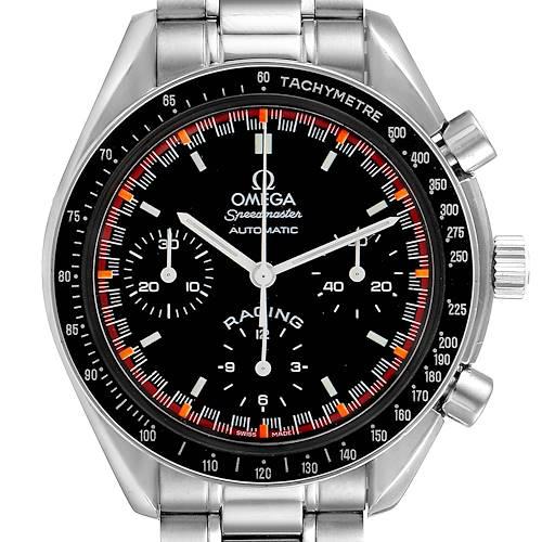 Photo of Omega Speedmaster Schumacher Racing Limited Edition Watch 3518.50.00