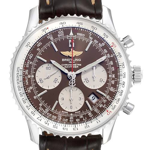 Photo of Breitling Navitimer 01 Panamerican Limited Edition Watch AB0121 Box Papers