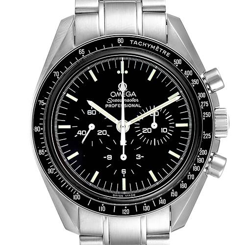 Photo of Omega Speedmaster Sapphire Sandwich MoonWatch 3573.50.00