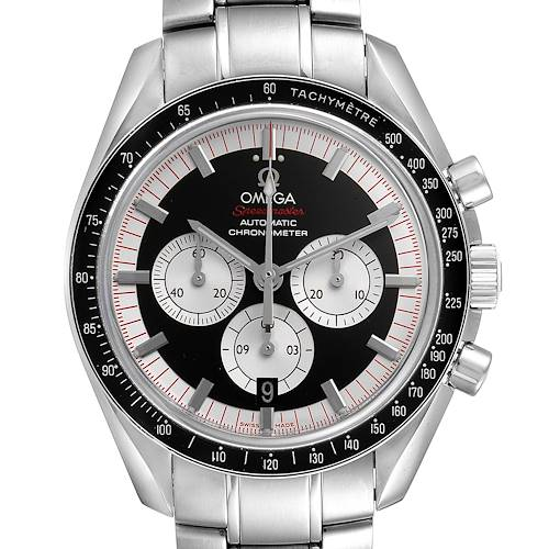 Photo of Omega Speedmaster Schumacher Legend LE Mens Watch 3507.51.00