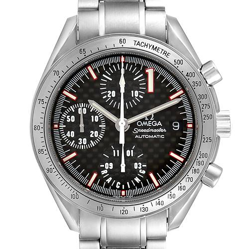 Photo of Omega Speedmaster Schumacher Racing Limited Edition Watch 3519.50.00