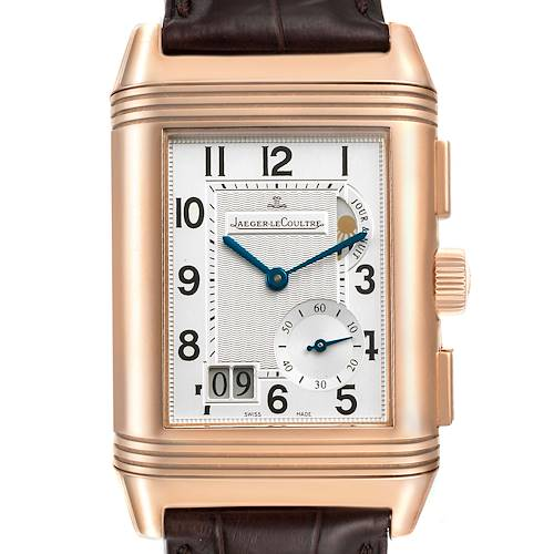 Photo of Jaeger LeCoultre Reverso Grande GMT Rose Gold Watch 240.2.18 Q3022420