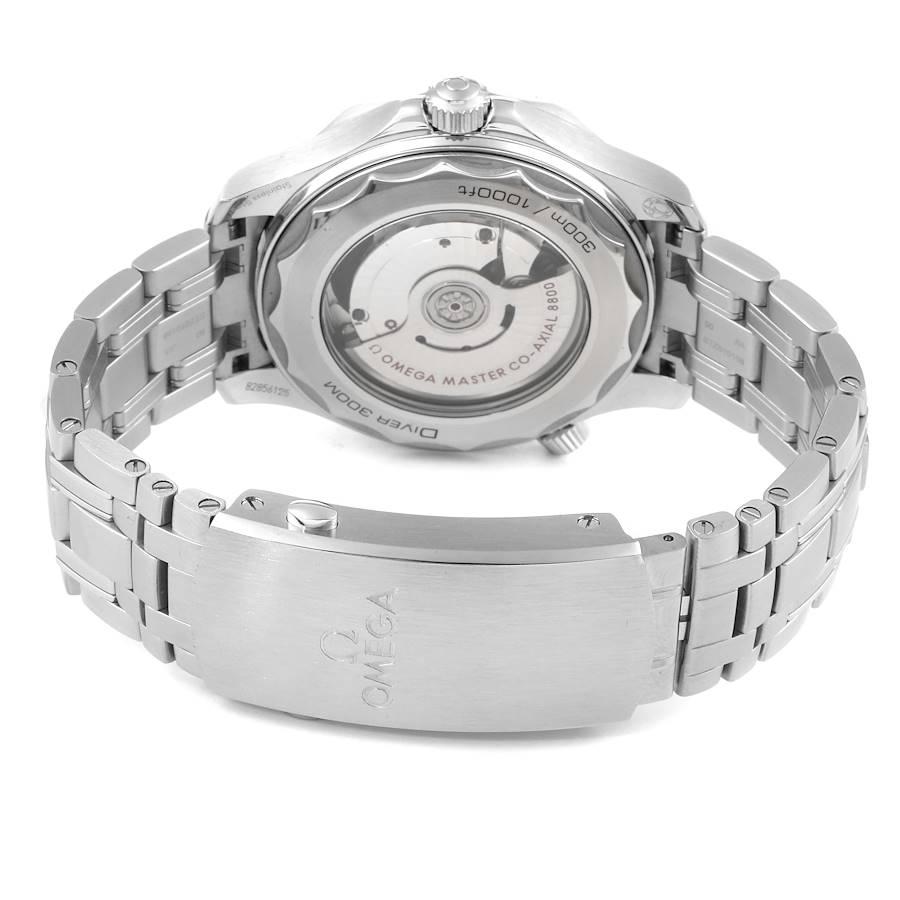 Omega Seamaster Diver Master Chronometer Watch 210.30.42.20.01.001 Box Card SwissWatchExpo