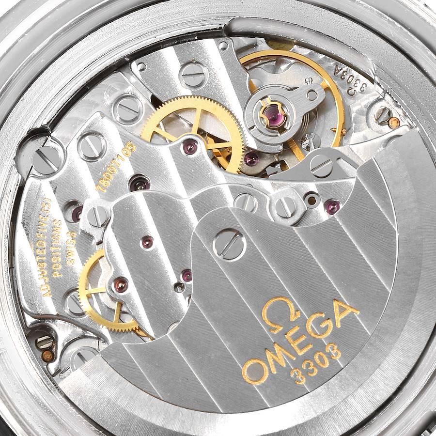 Omega Speedmaster Broad Arrow 1957 Chronograph Watch 3551.20.00 Card SwissWatchExpo