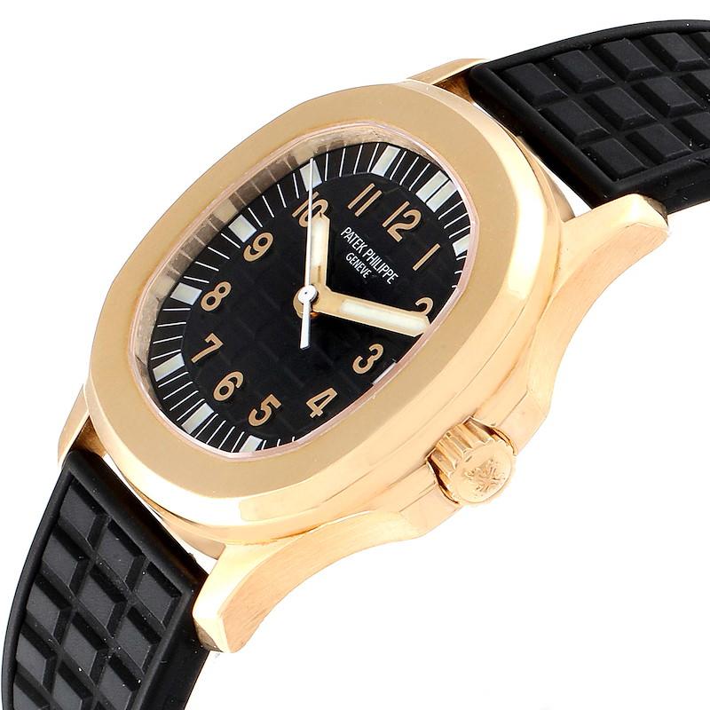 Patek Philippe Aquanaut Midsize Automatic Yellow Gold Watch 5066 SwissWatchExpo