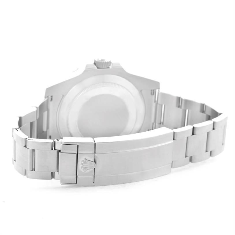 10683 Rolex Submariner Mens Steel Ceramic Bezel Black Dial Watch 116610 SwissWatchExpo