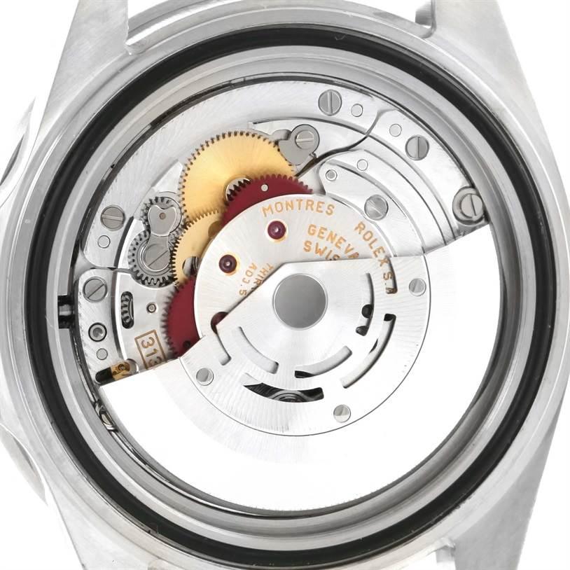 Rolex Submariner Date Mens Stainless Steel Watch 16610 Year 2002 SwissWatchExpo