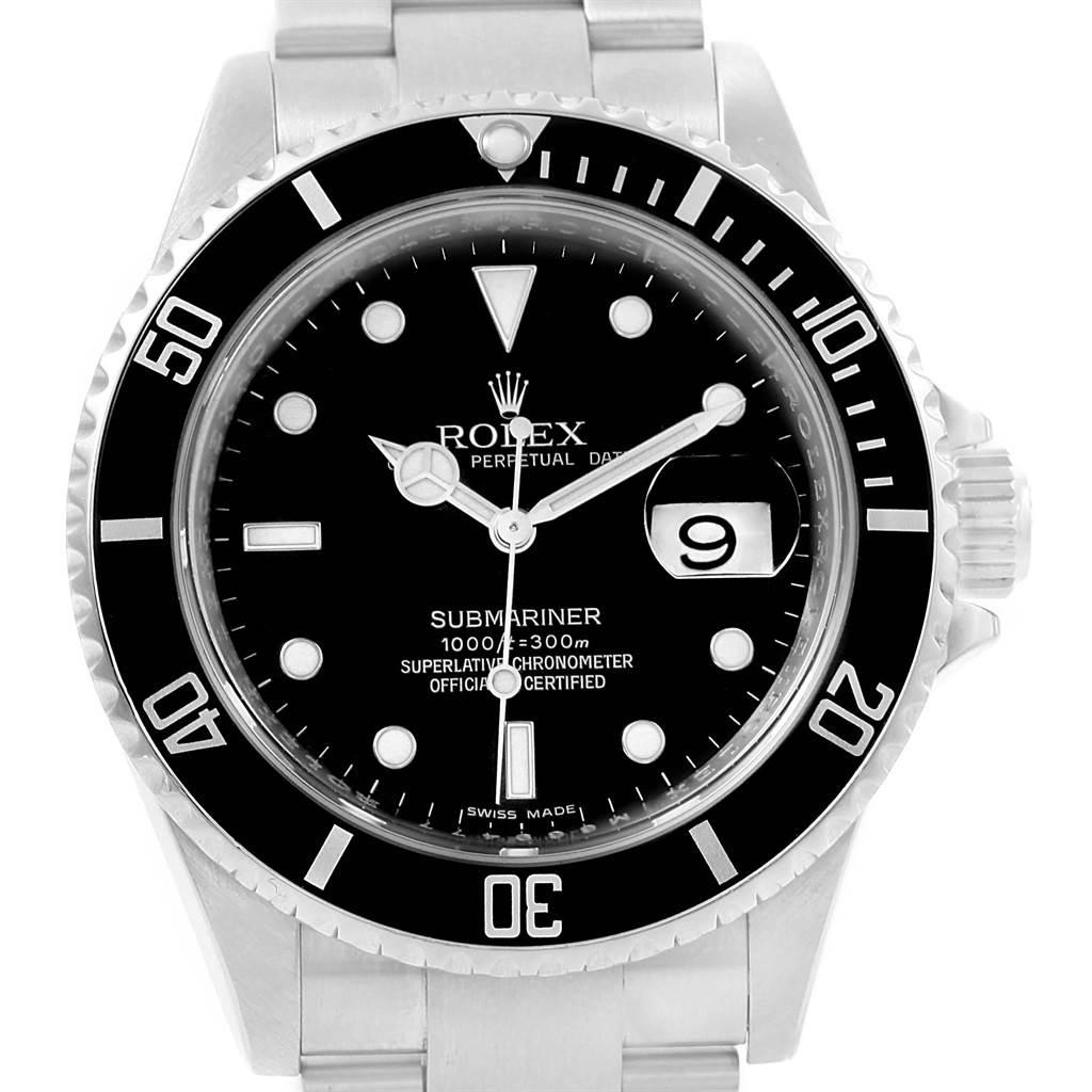 Submariner Date Rolex