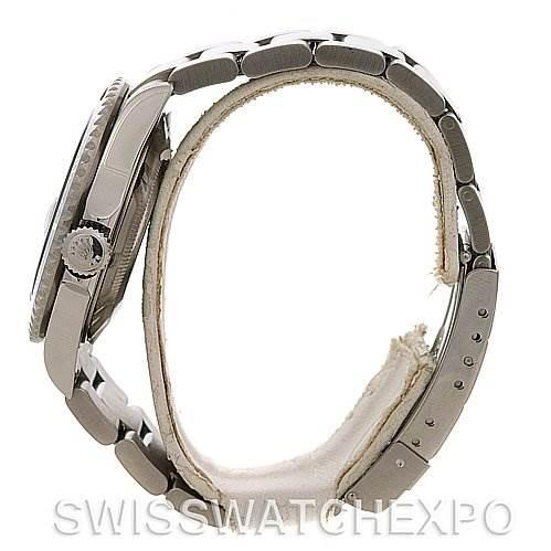 2519 Rolex 50th Anniversary Green Submariner Steel Watch 16610V SwissWatchExpo