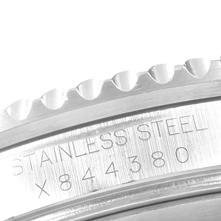 22349 Rolex Submariner 40mm Black Dial Oyster Bracelet Mens Watch 16610 Box SwissWatchExpo