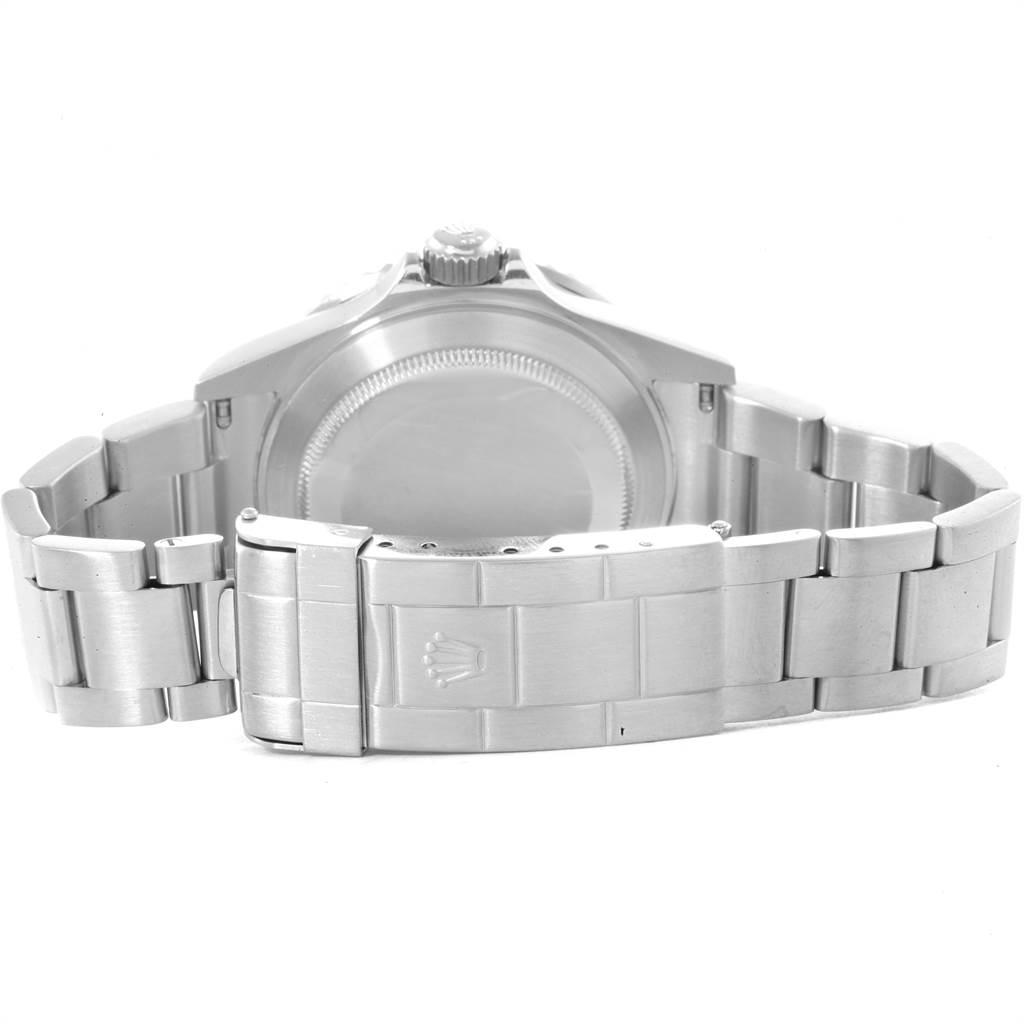 23130 Rolex Submariner 40mm Black Dial Oyster Bracelet Mens Watch 16610 Box SwissWatchExpo