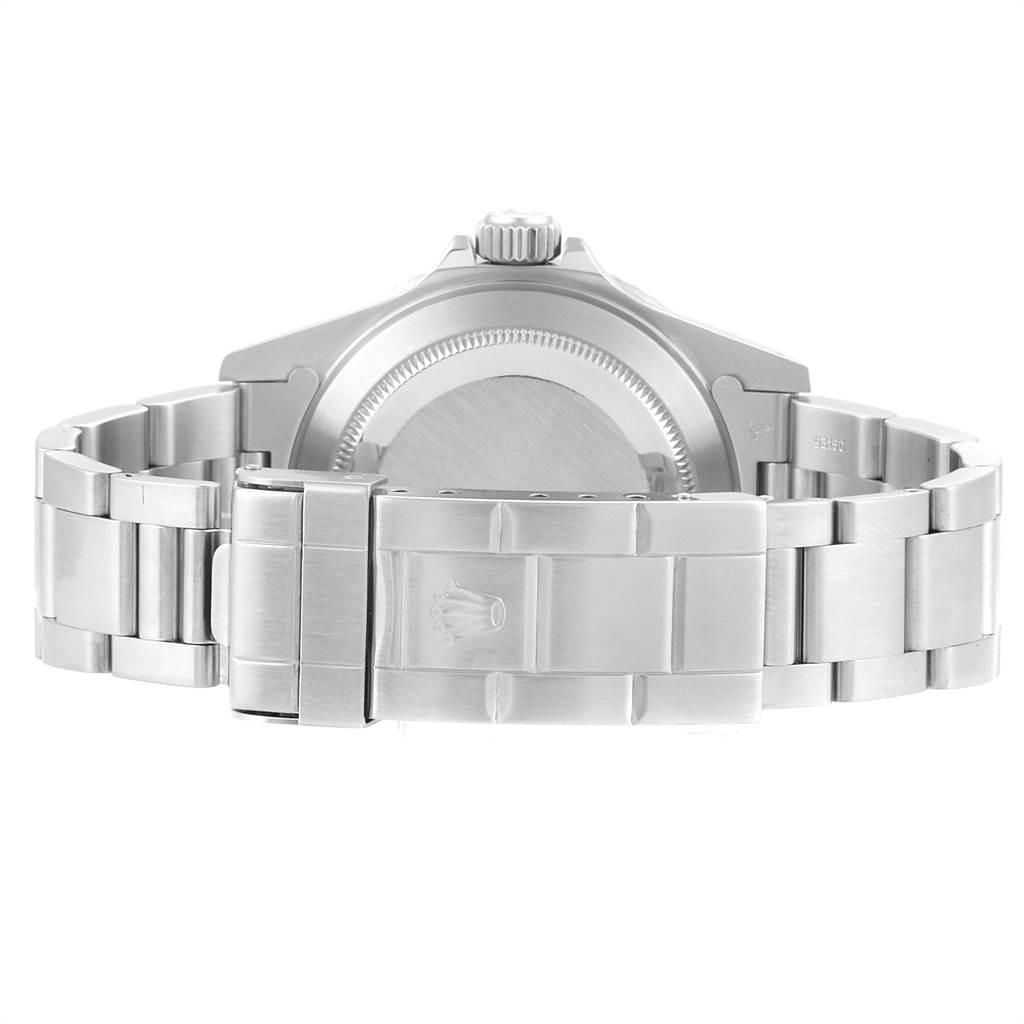 Rolex Submariner NonDate 4 Liner Parachrom Hairspring Mens Watch 14060 SwissWatchExpo