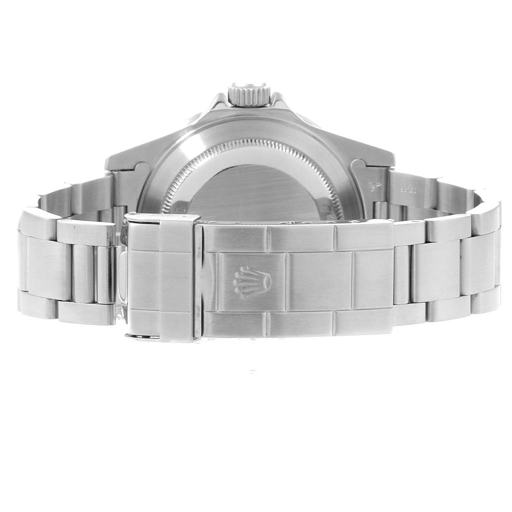 23996 Rolex Submariner 40mm Non-Date 2 Liner Steel Steel Mens Watch 14060 SwissWatchExpo