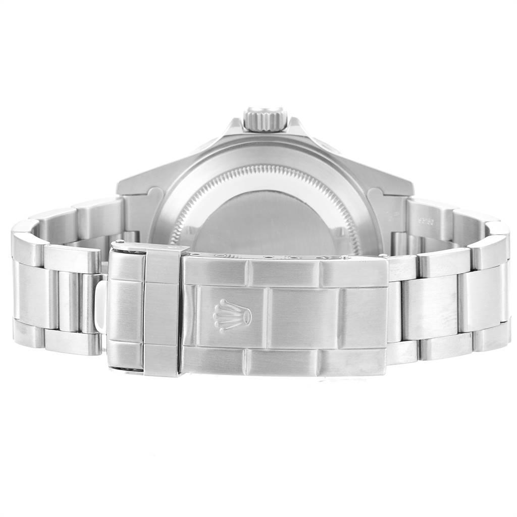 24151 Rolex Submariner 40mm Non-Date 4 Liner Steel Steel Mens Watch 14060 SwissWatchExpo
