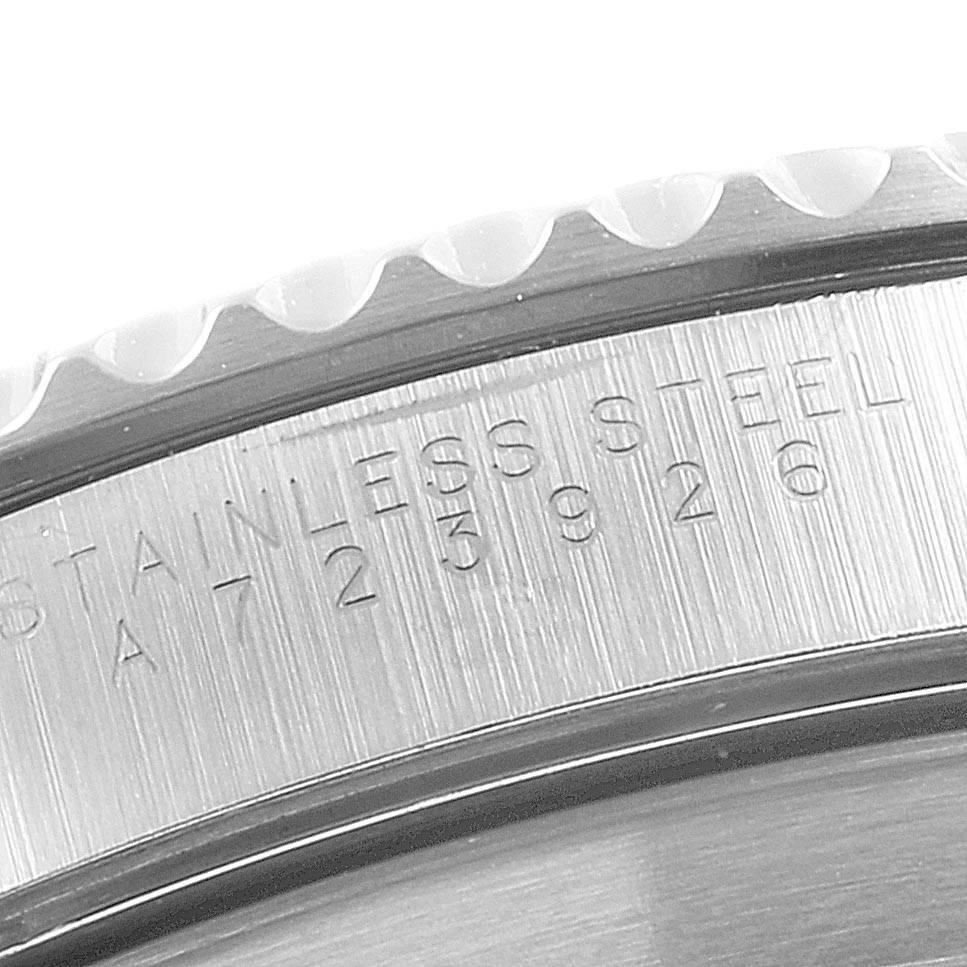 24177 Rolex Submariner 40mm Non-Date 2 Liner Steel Steel Mens Watch 14060 SwissWatchExpo