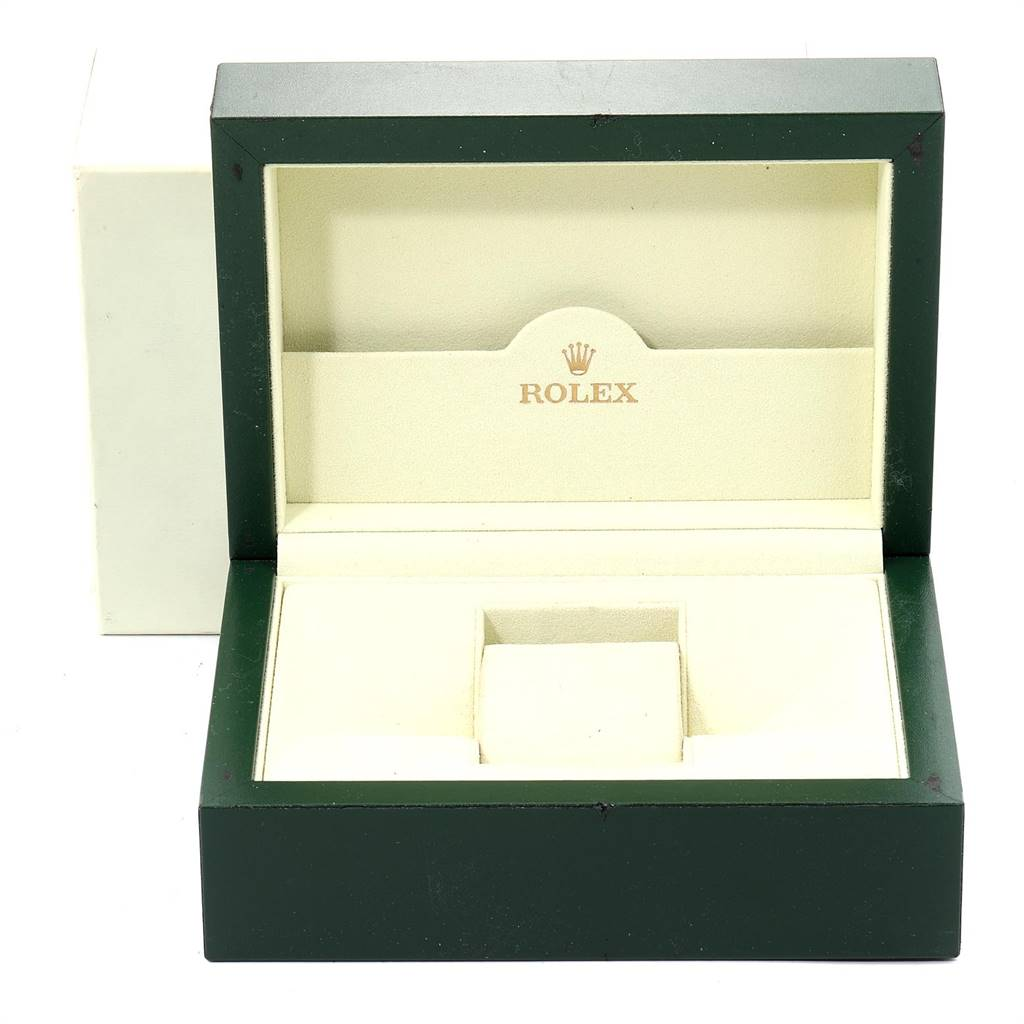 25093 Rolex Submariner 50th Anniversary Green Kermit Mens Watch 16610LV SwissWatchExpo
