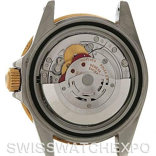 2769 Rolex  Submariner 16613 SS/18k Yellow Gold 16613 yr 2002 SwissWatchExpo