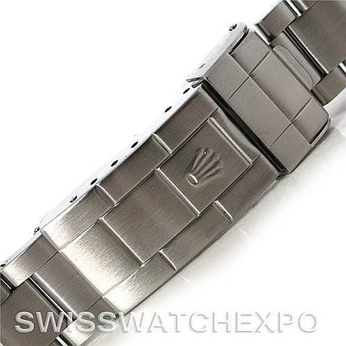 3005 Rolex Submariner Steel Watch 16610 Year 2005 SwissWatchExpo
