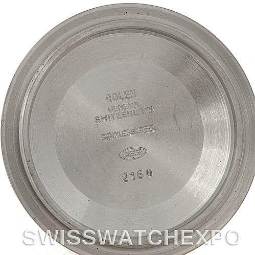 4474 Rolex Submariner Men's Steel Date Watch 16610 SwissWatchExpo