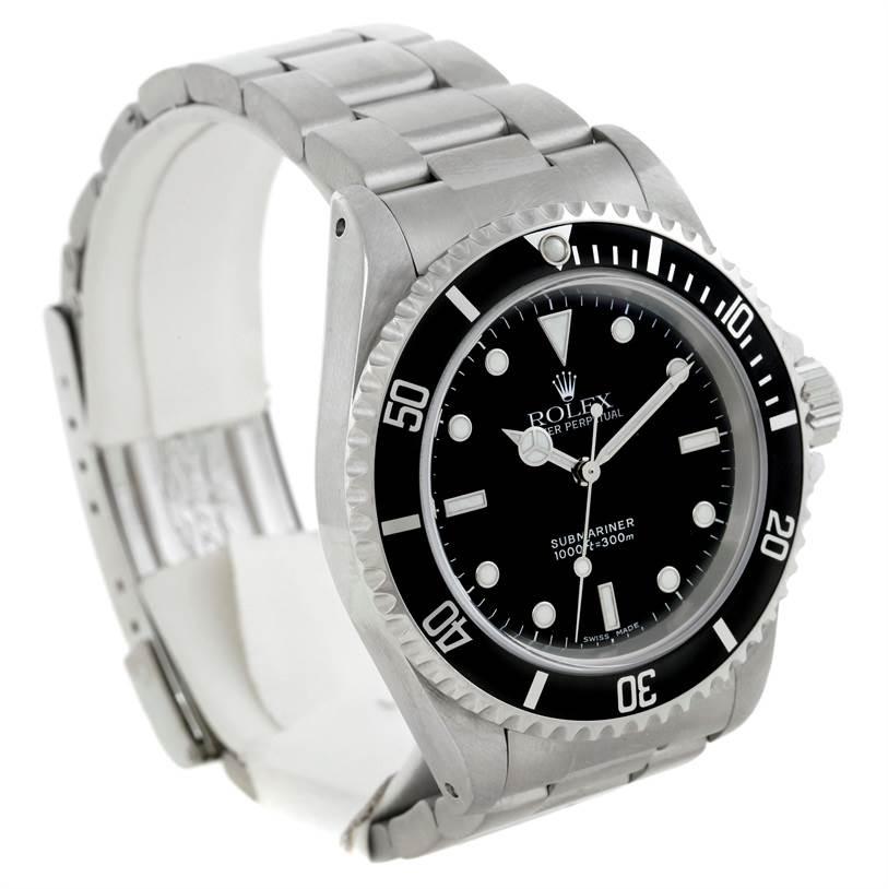 Rolex Submariner Mens Watch 14060